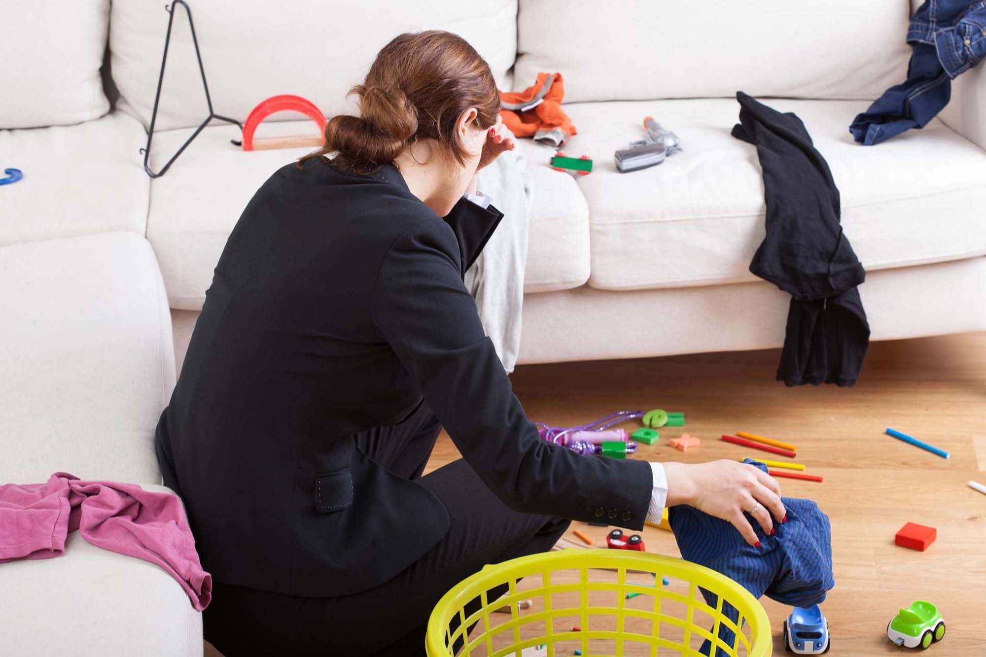 Tenants May Vanish Without Cleaning Up Their Belongings